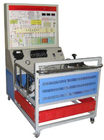 组合仪表,三相调速电机,节气门体总成,发动机曲轴传感器及信号盘,诊断