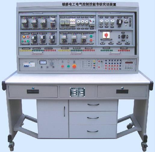 异步电动机反接制动控制电路   15.自动往返控制线路   16.